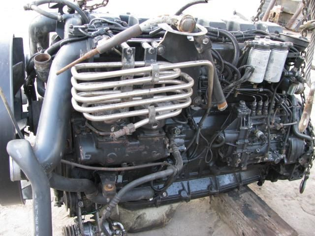 MAN D2876 engine for truck