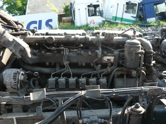 DAF XE355C engine for truck
