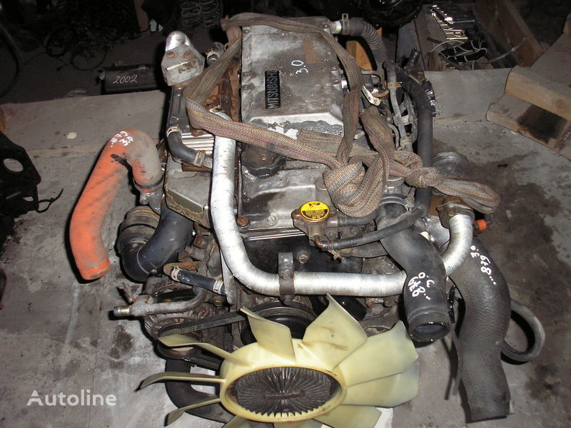 Mitsubishi 4M42 engine for truck