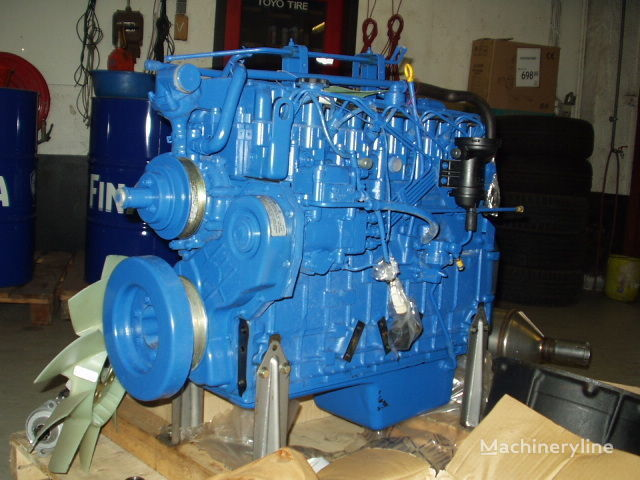 new Detroit LH 638 engine for other construction equipment