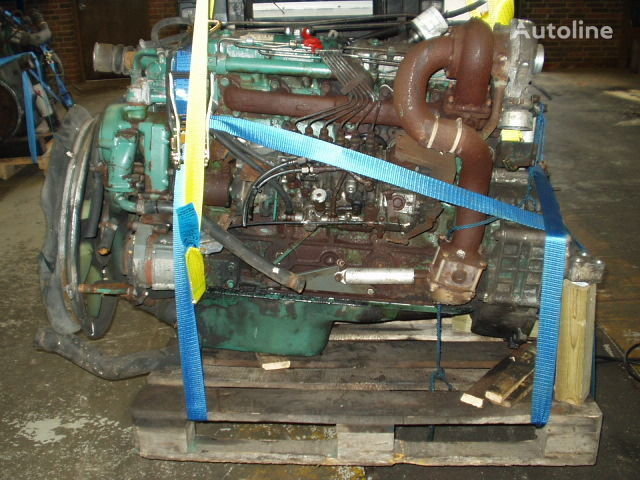 Volvo TD63 engine for truck