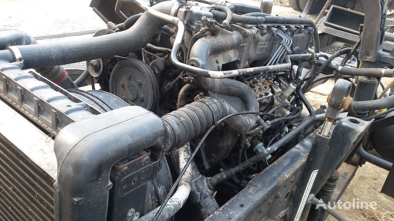 MAN Man Turbodizel 163k.s 114k.v 4.6l  1999r.v. idealniy stan engine for truck