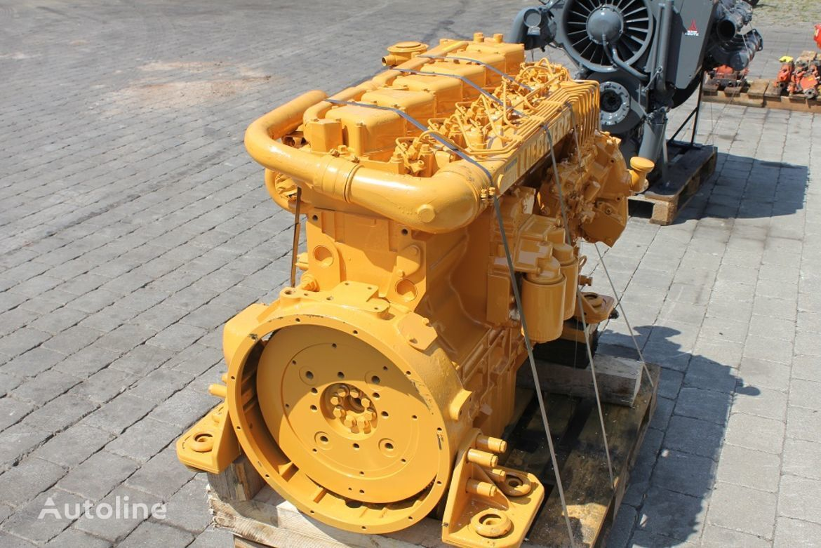 engine for LIEBHERR D 916 TB excavator