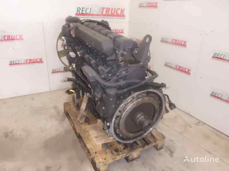 damaged engine for MERCEDES-BENZ AXOR, OM457LA  truck