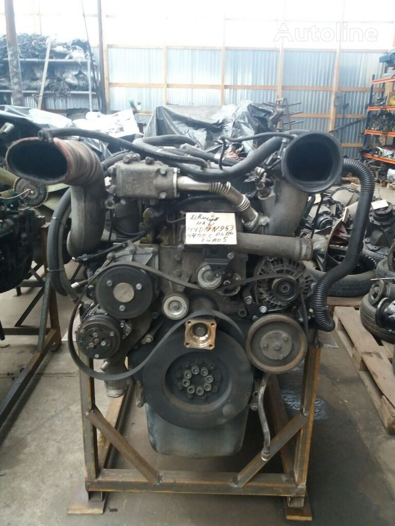 engine for MAN TGA, D2066LF0 tractor unit
