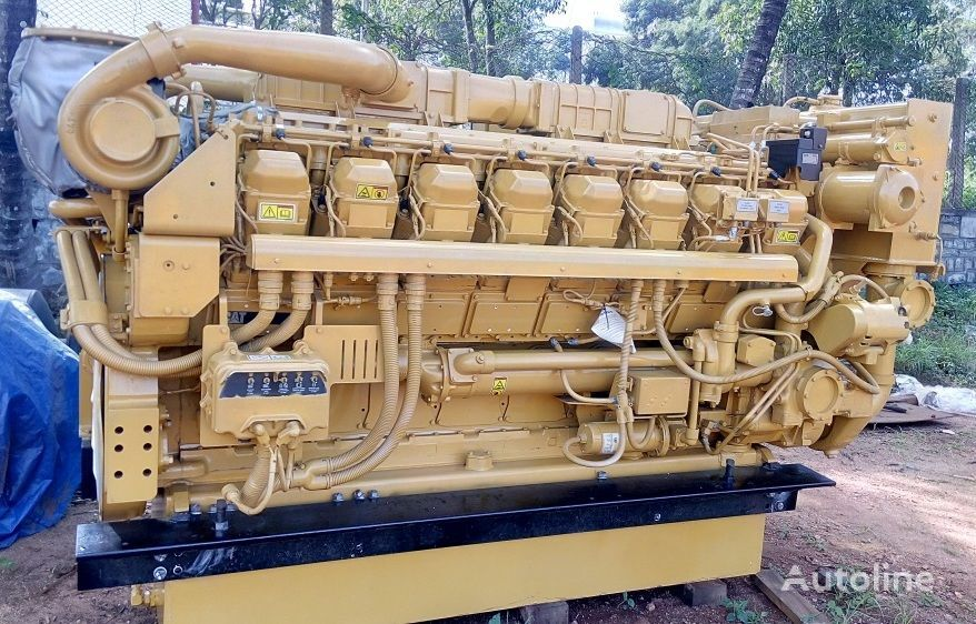 new CATERPILLAR 3516 C-HD / SCAC engine for CATERPILLAR CAT 3516CHD / SCAC camper