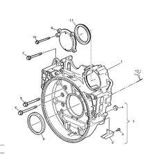 Campana Motor Renault Premium 2 Lander 440.18 (7422453968) engine for RENAULT Premium 2 Lander 440.18 tractor unit