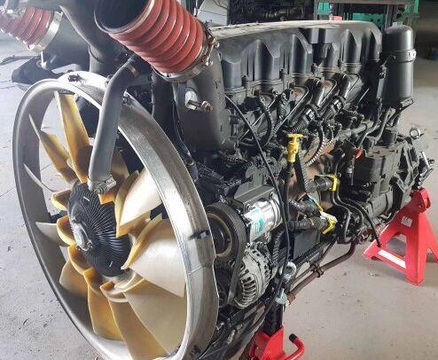 DAF (MX13460) engine for DAF tractor unit