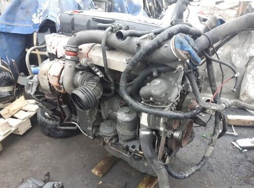 DAF (MX375S2) engine for DAF MX375S2 tractor unit
