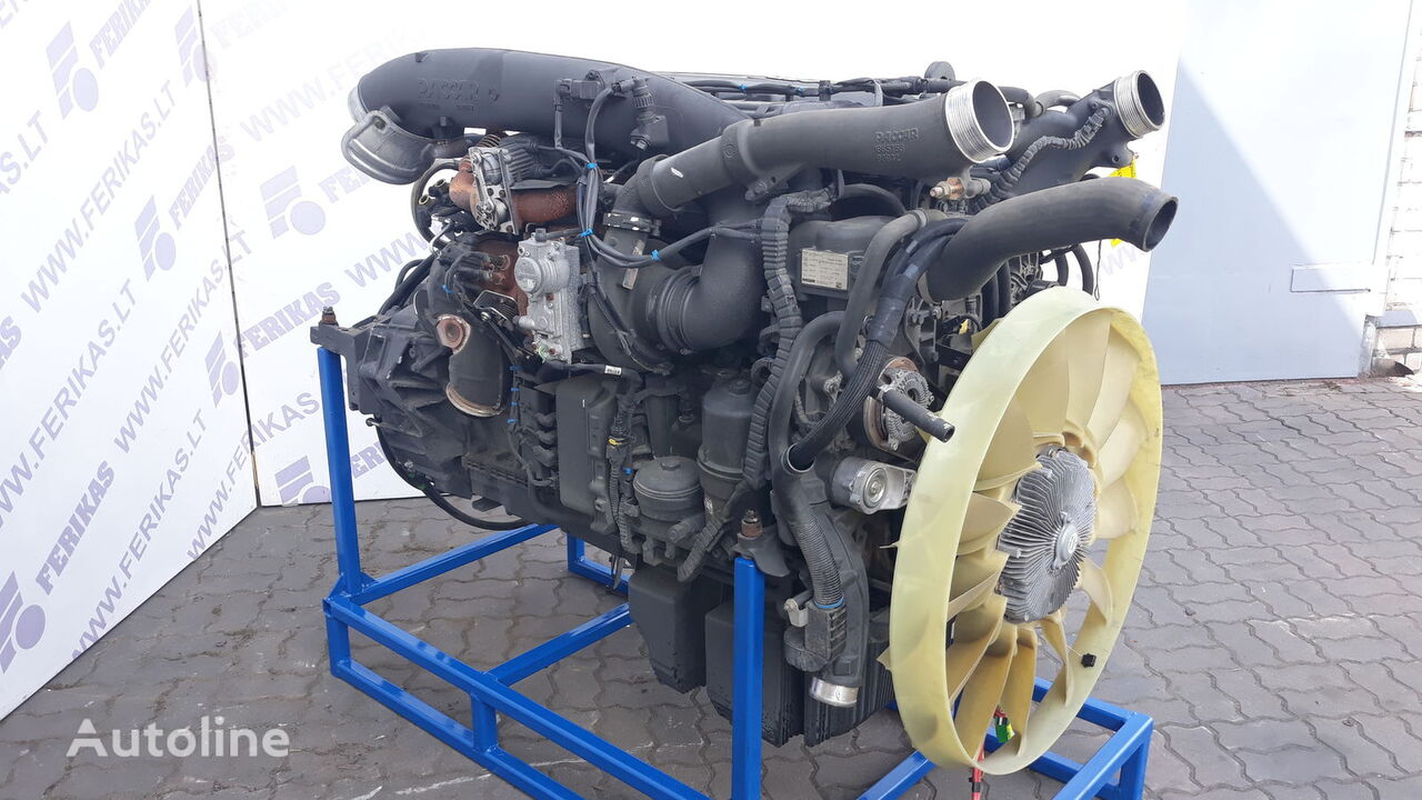 DAF MX13 engine, perfect condition engine for DAF XF 106 tractor unit