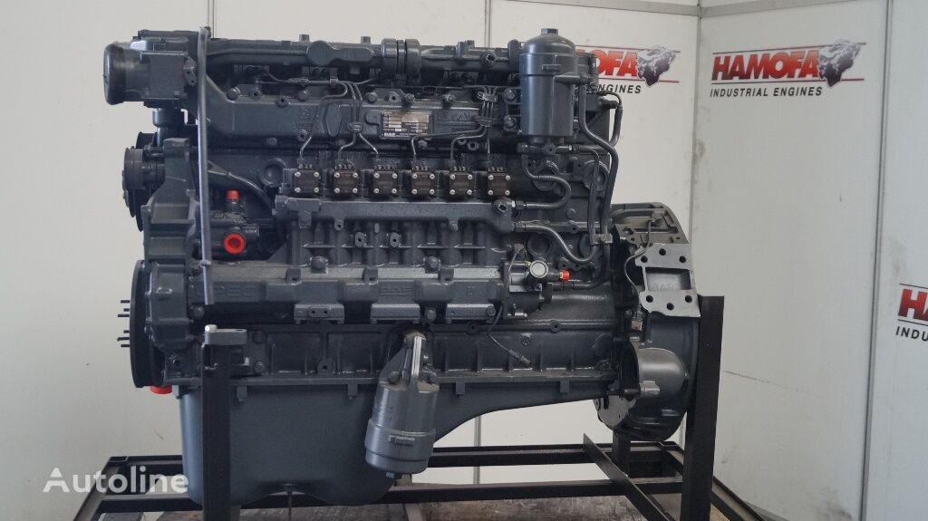 DAF PE228C RECONDITIONED engine for truck