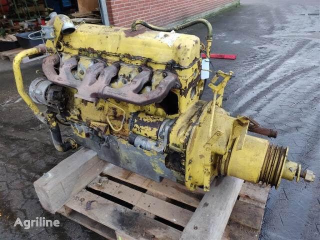 FORD 2704ET Defekt for parts engine for NEW HOLLAND 8070 grain harvester for parts