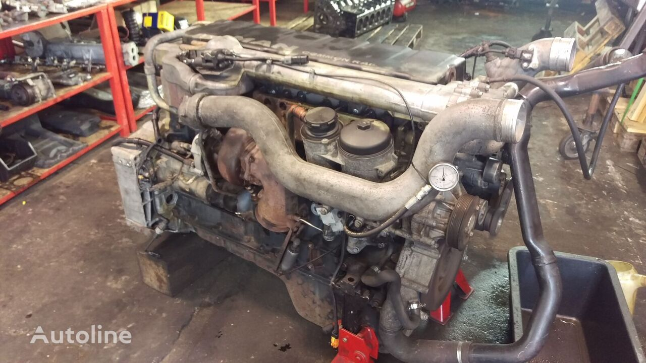 MAN D2066LF engine for MAN TGX tractor unit