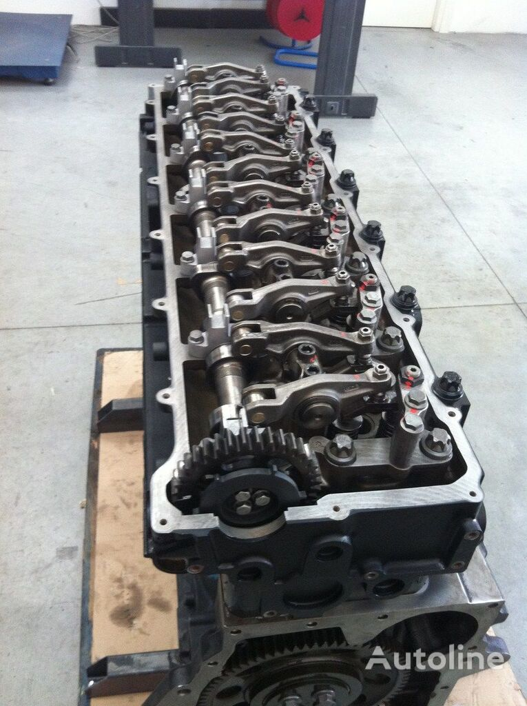 MAN D2066LF36 engine for truck