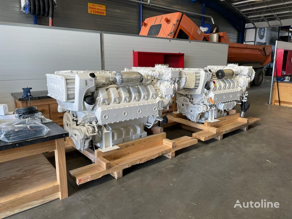new MAN marine D2862LE436 v12-1800 (D2862LE436) engine for MAN marine D2862LE436 v12-1800 camper