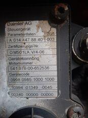 MB OM501 engine for MB truck