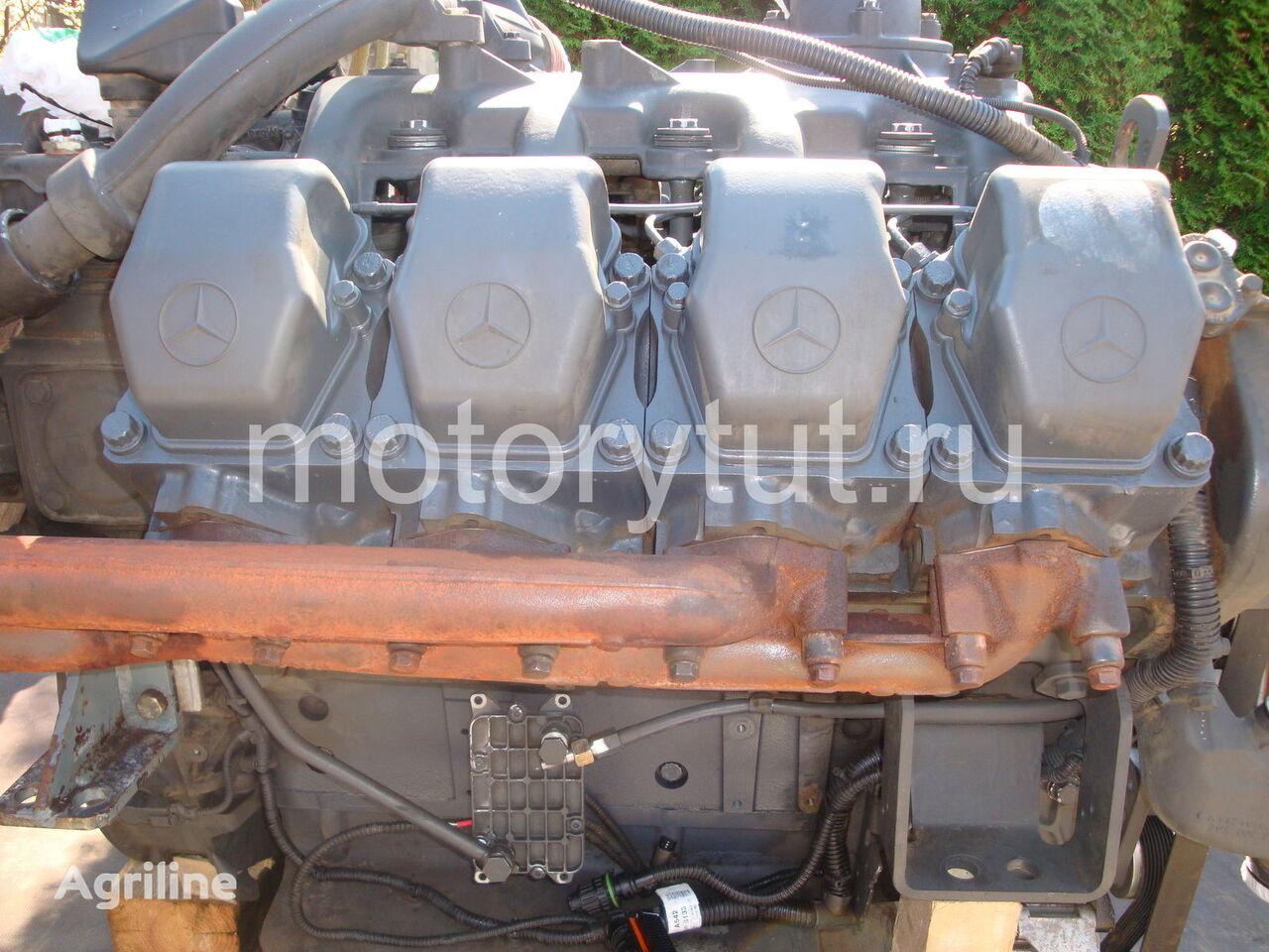 MERCEDES-BENZ OM 502 LA (942.990) engine for grain harvester
