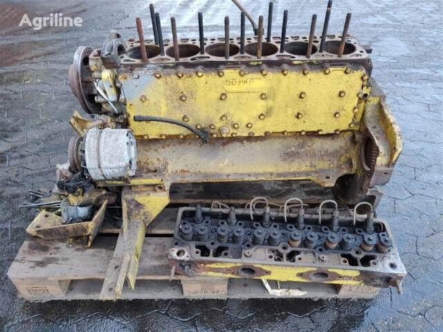 MERCEDES-BENZ OM352 Defekt for parts engine for NEW HOLLAND 8060 grain harvester for parts
