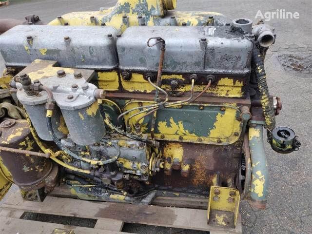 MERCEDES-BENZ OM360 Defekt for parts engine for NEW HOLLAND OM360 grain harvester for parts