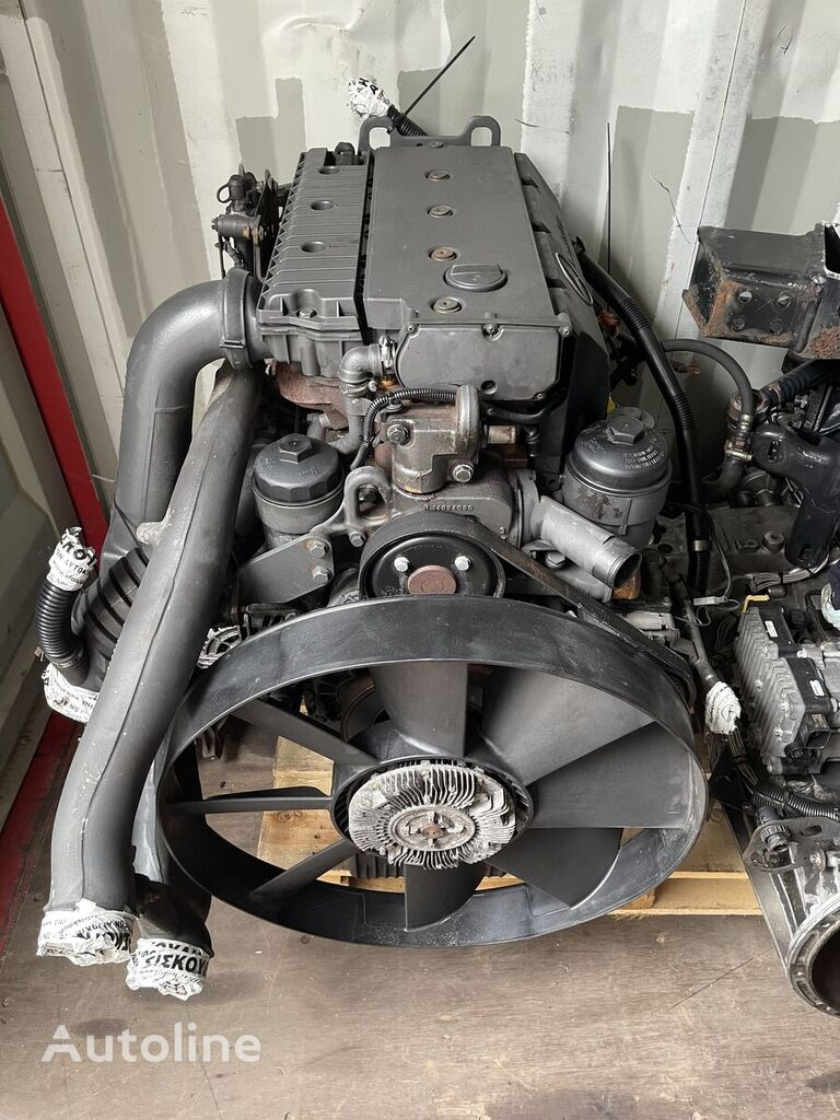 MERCEDES-BENZ OM924 engine for MERCEDES-BENZ ATEGO truck