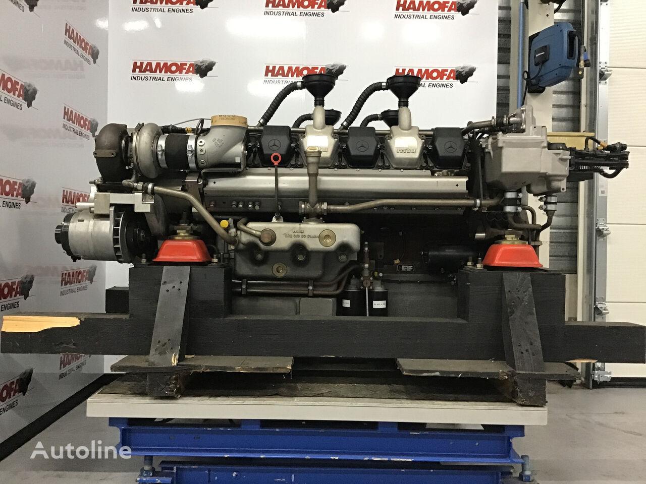MTU 12V2000 R80 USED engine for truck
