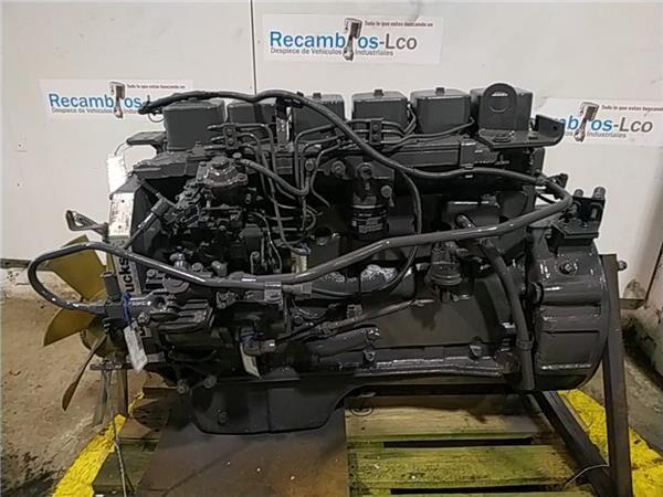 Motor Completo DAF Serie 45.160 E2 FG Dist.ent.ej. 3250 ZGG7.5 [ engine for DAF Serie 45.160 E2 FG Dist.ent.ej. 3250 ZGG7.5 [5,9 Ltr. - 121 kW Diesel] truck