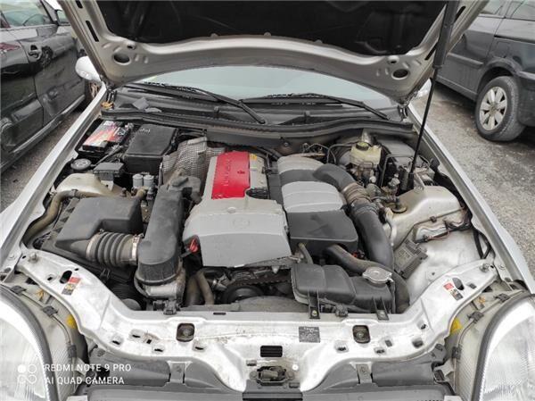 Motor Completo Mercedes-Benz Clase SLK (BM 170)(1996->) 2.0 200  engine for MERCEDES-BENZ Clase SLK (BM 170)(1996->) 2.0 200 Compressor Special Edition (170.444) [2,0 Ltr. - 120 kW Compresor CAT] car