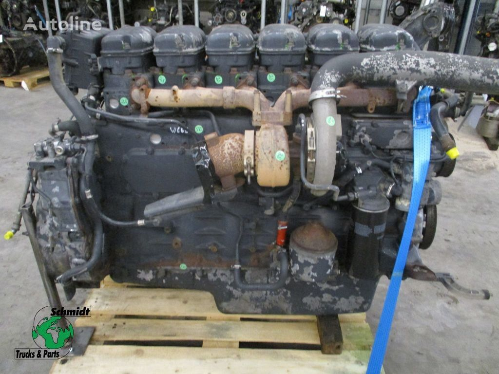 SCANIA engine for truck