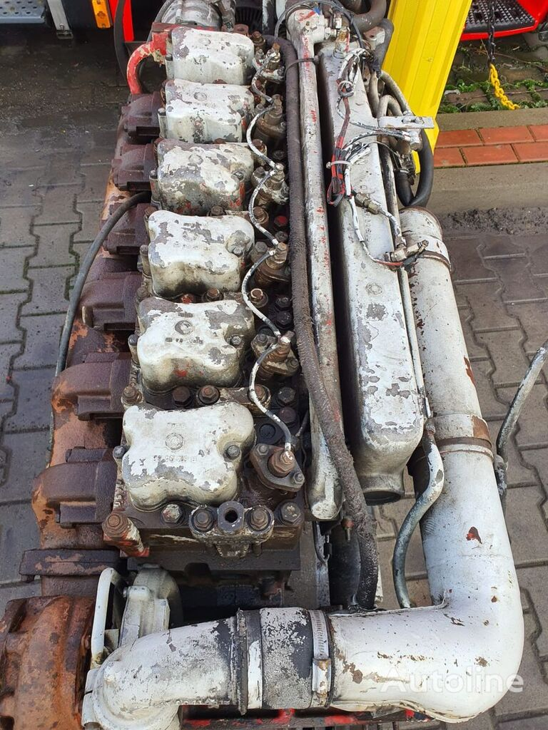 STEYR MAN 290 Km, Manual Pump engine for STEYR   MAN truck