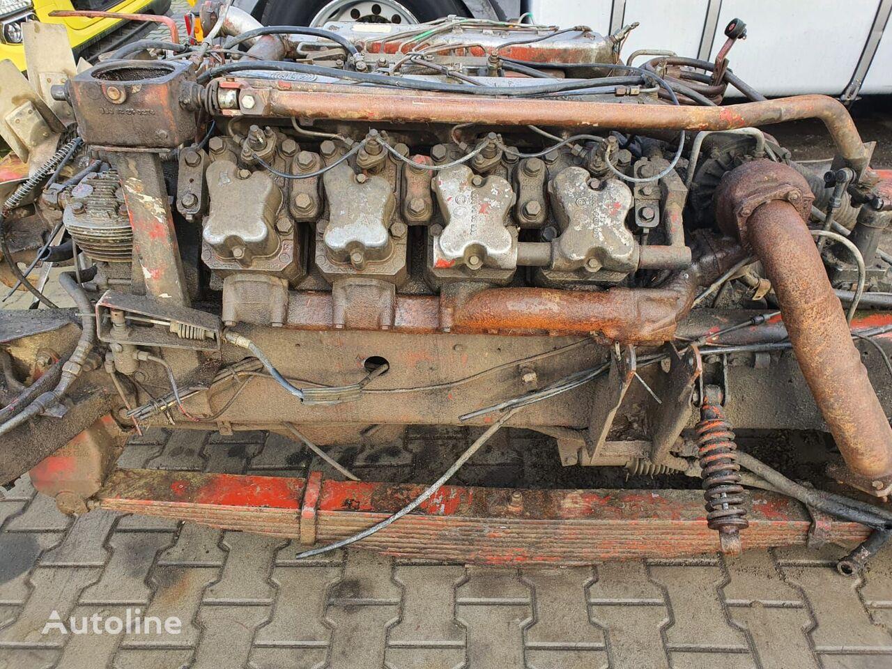 STEYR MAN-MANUAL PUMP engine for STEYR truck