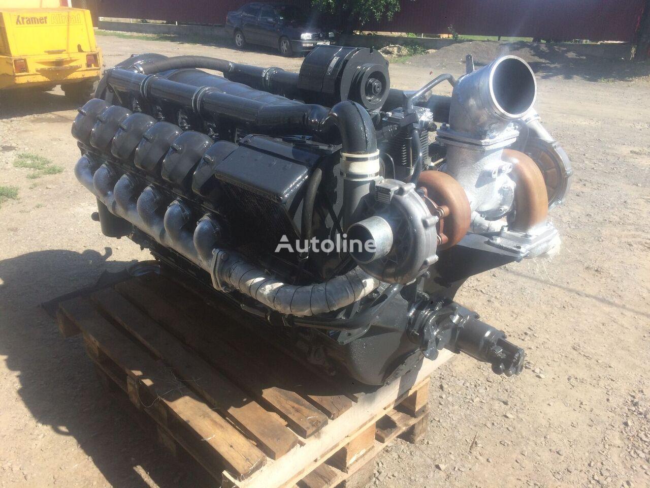 TATRA 815 engine for truck