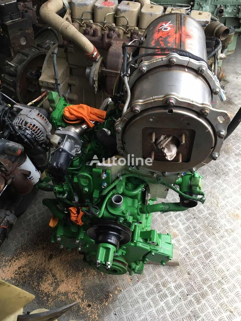 THERMO KING (4TNV86 YANMAR) engine for refrigeration unit