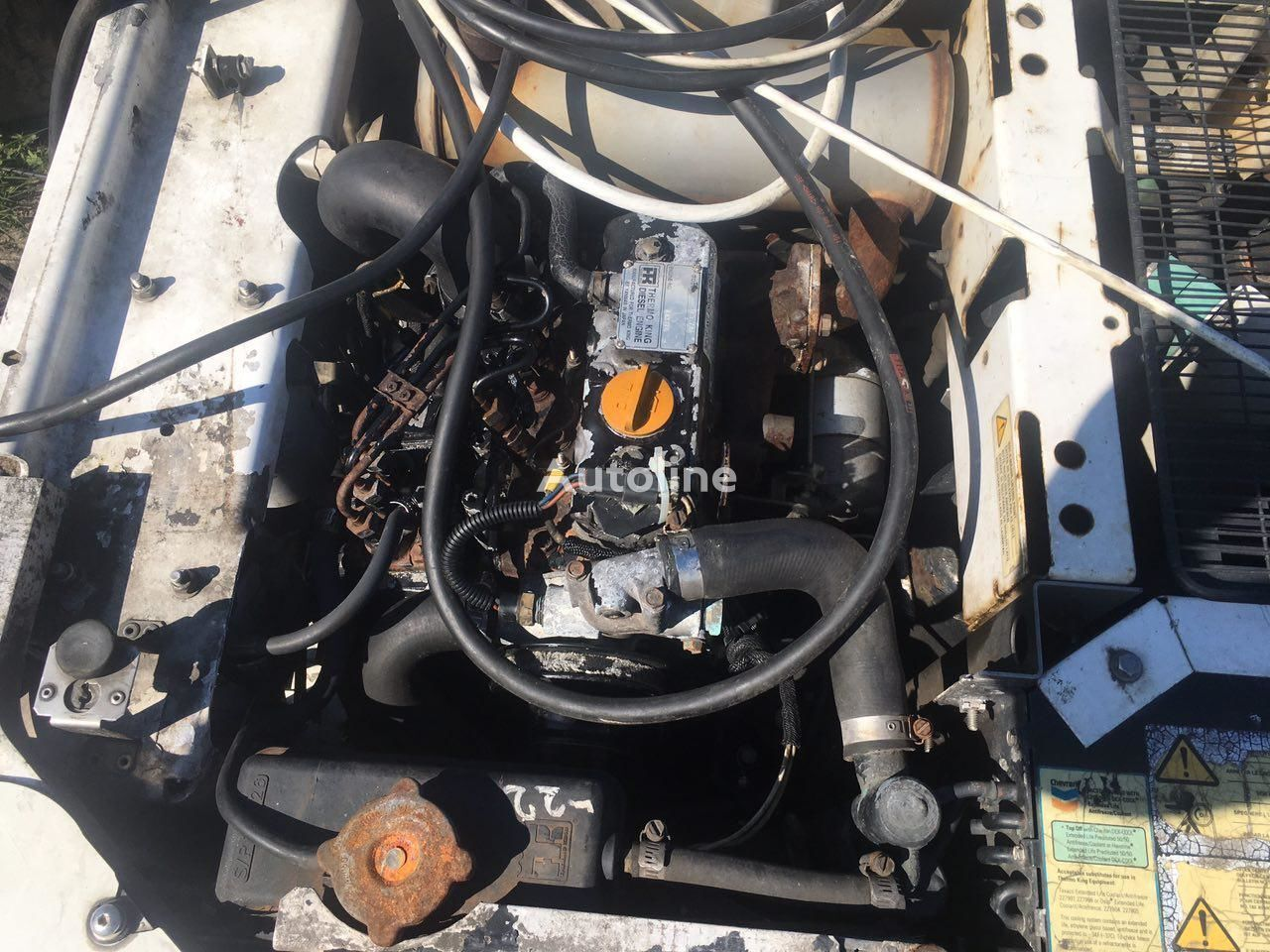 THERMO KING TK3.74A (TK3.74A TK374A) engine for THERMO KING refrigeration unit