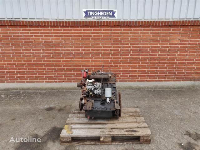 VALMET 311DL Defekt for parts engine for truck