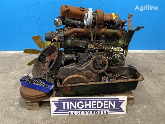 VALMET 612 DSJL engine for tractor