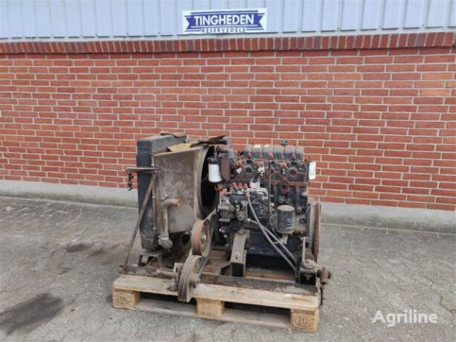 VALMET D3000 Defekt for parts engine for VALMET 311DL  tractor for parts