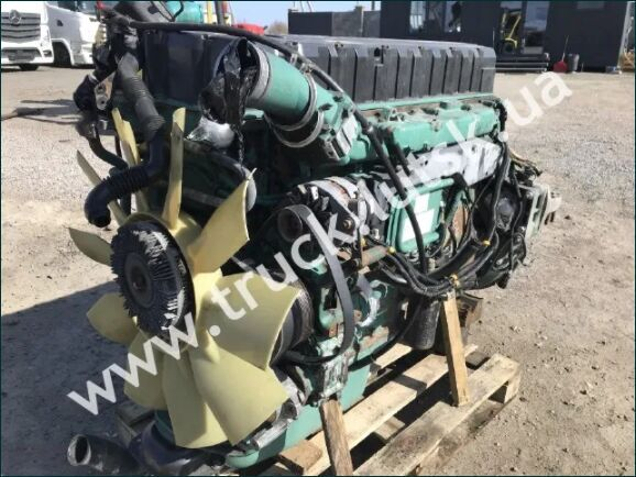 VOLVO D12C (D12174476 A) engine for VOLVO FH tractor unit