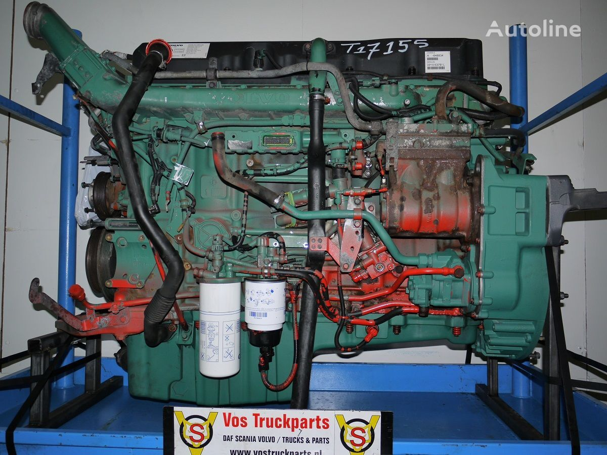 VOLVO D9B-300 EC06B EPG engine for VOLVO D9B-300 EC06B EPG truck