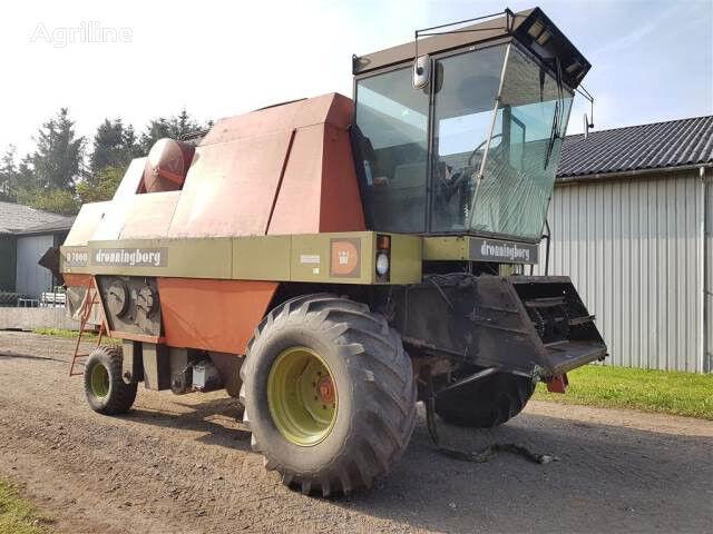 Valmet 611 DSL engine for DRONNINGBORG 7000 grain harvester