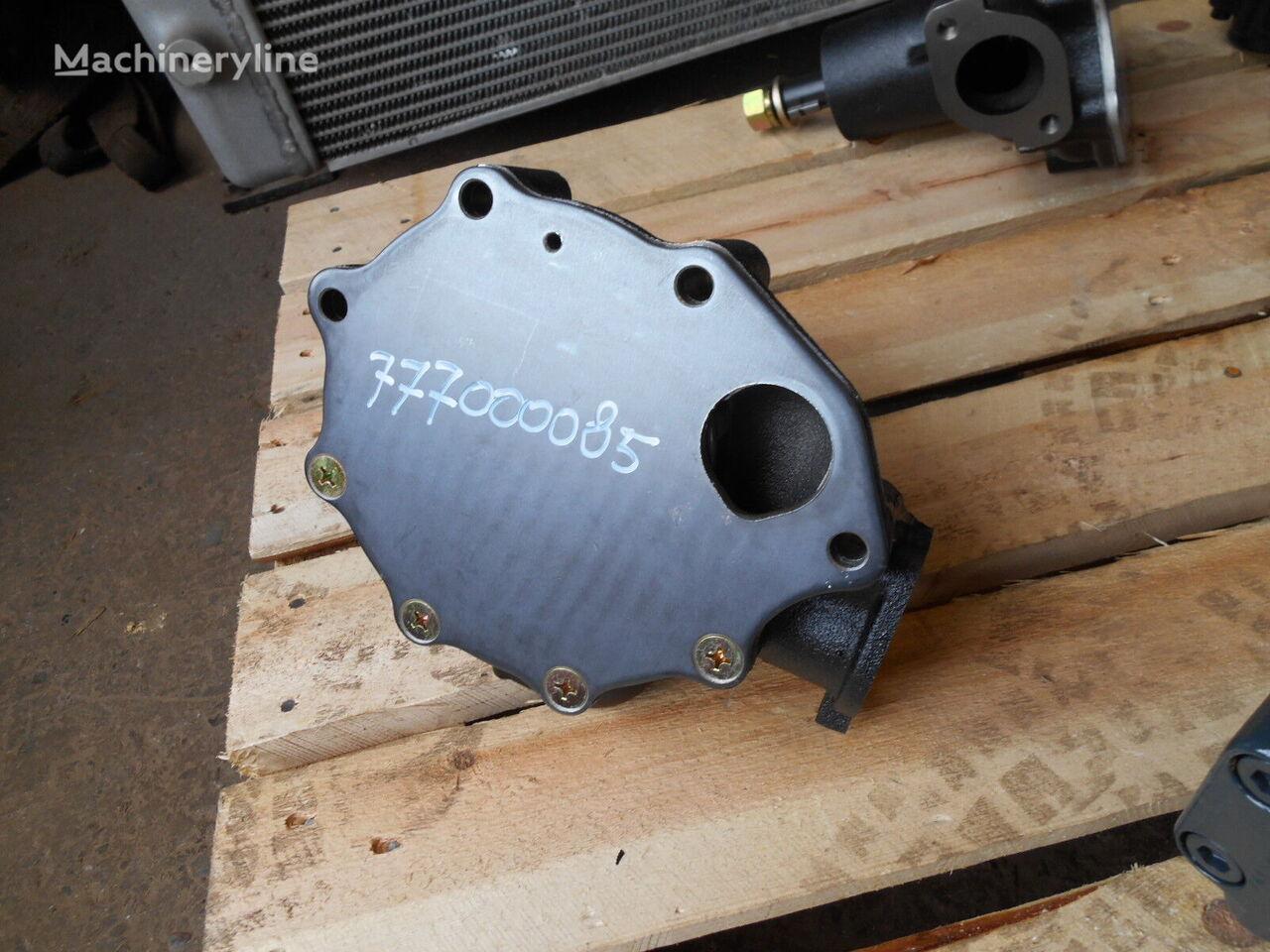 new engine cooling pump for KOBELCO excavator