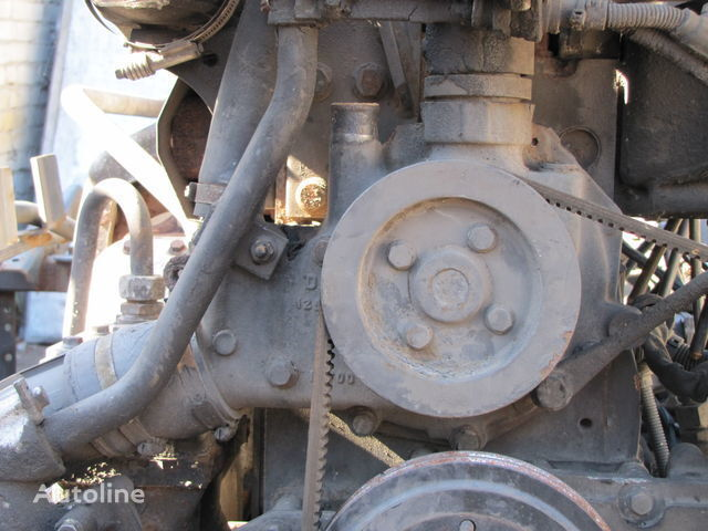 engine cooling pump for DAF 95XF tractor unit