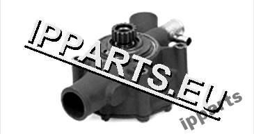 new DOOSAN pompa wody silnik DL08 engine cooling pump for DOOSAN dx 300 dx 340 DL 350  excavator