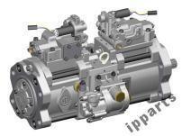 JCB pompa hydrauliczna 220 uzywana engine cooling pump for JCB 240  excavator