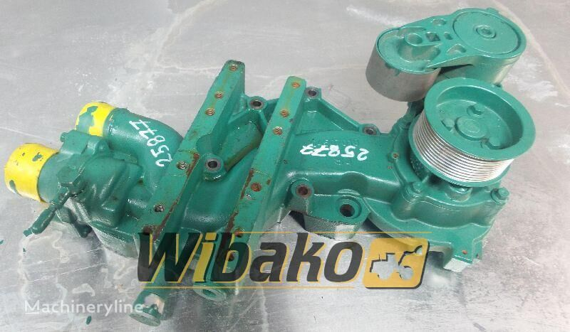 VOLVO D6E engine cooling pump for VOLVO excavator