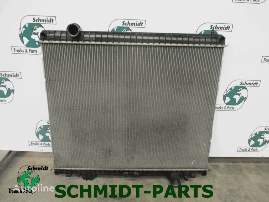 (81.06101-0073) engine cooling radiator for MAN TGS  tractor unit
