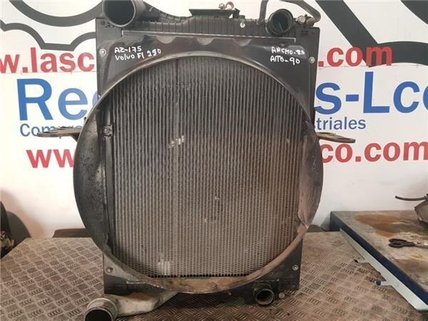 engine cooling radiator for VOLVO FL XXX (2006->) Fg 4x2 [7,2 Ltr. - 206 kW Diesel] truck