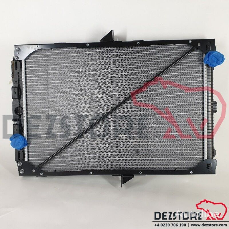 new (1739550) engine cooling radiator for DAF XF105 tractor unit