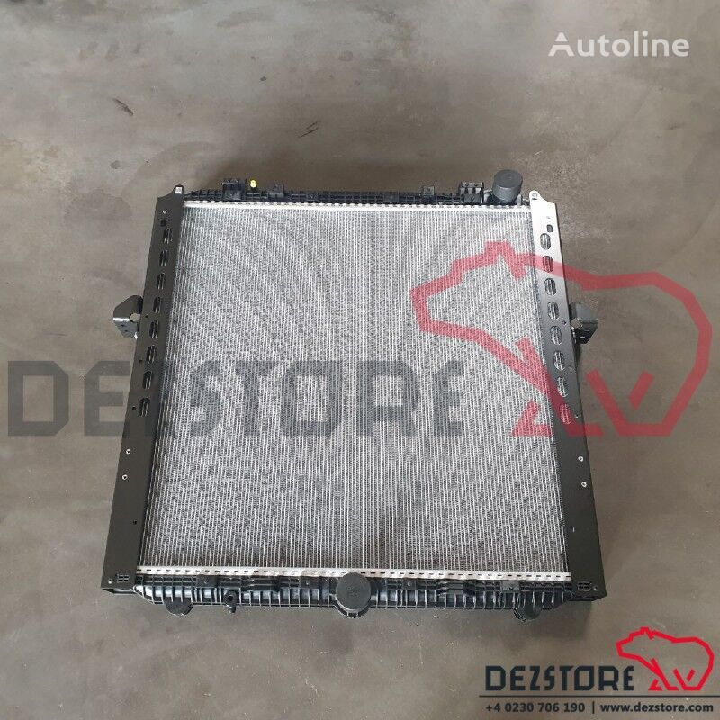 new (A9605000801) engine cooling radiator for MERCEDES-BENZ ACTROS MP4 tractor unit
