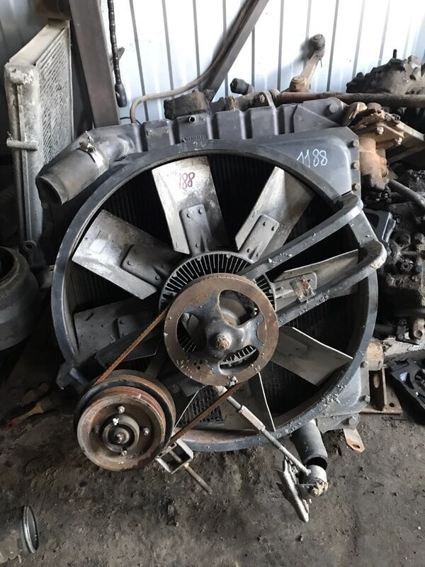 MERCEDES-BENZ 0405 engine cooling radiator for MERCEDES-BENZ 0405 bus