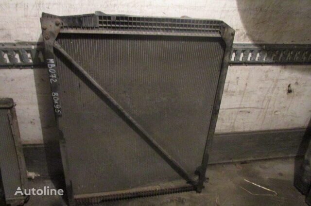 1835 (01.96-12.02) engine cooling radiator for MERCEDES-BENZ Actros MP1 (1996-2002) truck
